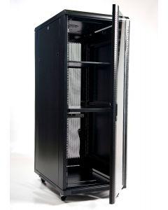 """ARMARIO RACK 19""""  MONOLYTH 32U SH8832 800X800 PUERTA DE CRISTAL"""